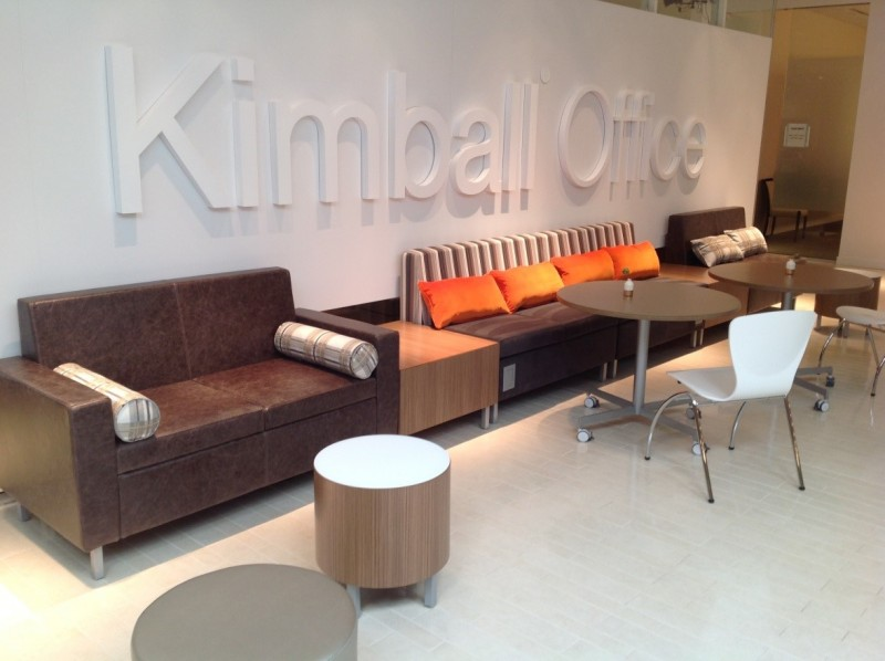 Kimball Office Headquarters Tour Munson Business Interiors Inc